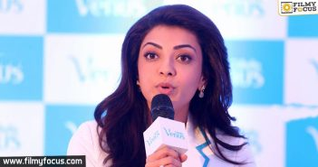 Kajal Aggarwal Did Not Walk Out From Aacharya