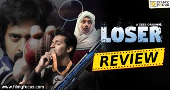 Loser Telugu Webseries Review1