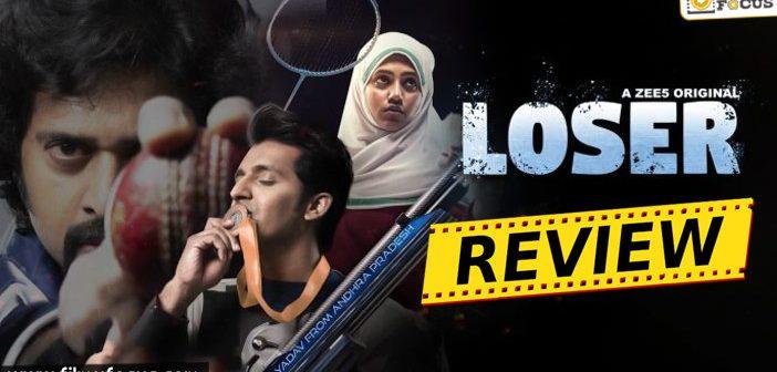 Loser Telugu Webseries Review1