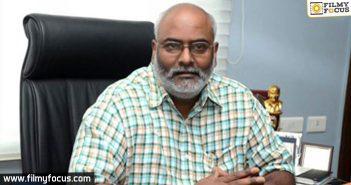 Mm Keeravani To Retire Soon