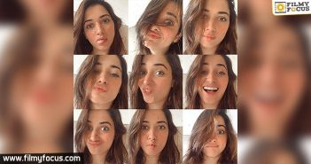 Many Faces Of Tamannah Go Viral