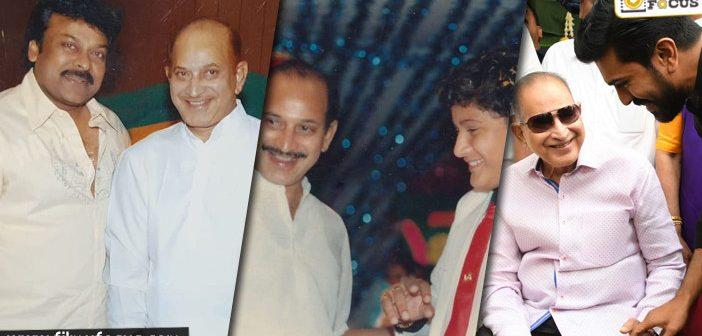 Megastar Chiranjeevi, Superstar Mahesh and many others wish Krishna!