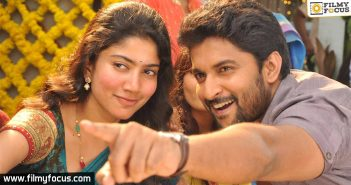 Nani And Sai Pallavi Getting Together For Ssr