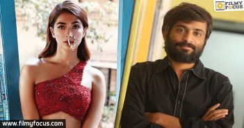 Pooja Hegde In Talks For Hanu's Next