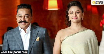 Pooja Kumar Clarifies On Relationship Rumours With Kamal Haasan