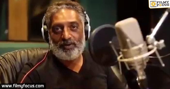 Prakash Raaj Becomes Voice Of Wild Karnataka