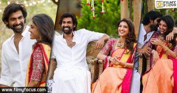 Rana Daggubati And Mihika Are Engaged