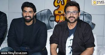 Rana And Venky To Do That Malayalam Remake