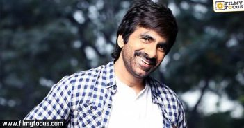 Ravi Teja To Announce Three Films Post Lockdown