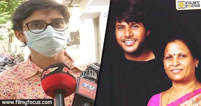 Sai Sudha Attacks Sandeep Kishan And His Family Too