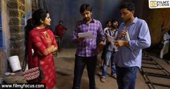 Supriya Ma'am Encouraged Us To Follow Our Passion Loser Director Abhilash Reddy