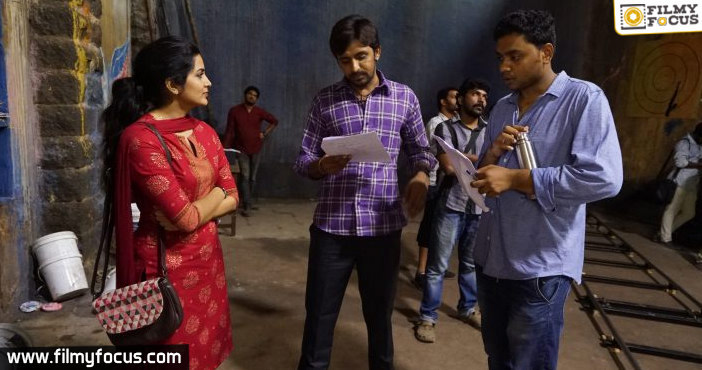 Supriya Ma'am Encouraged Us To Follow Our Passion Loser Director Abhilash Reddy