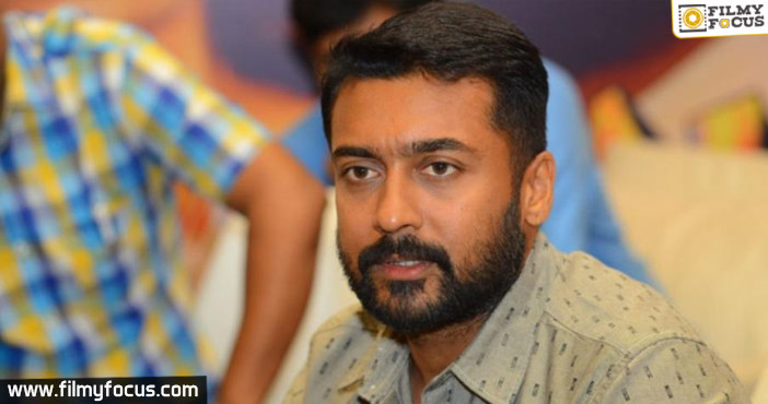 Suriya Slams Exhibitors Who Opposes Ott Release