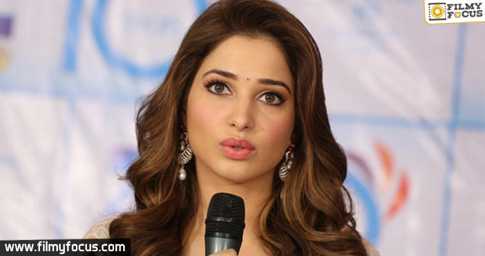Tamannah Says She Cannot Speak In Her Mother Tongue Fluently