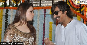 Tamannah Walked Out From Ravi Teja's Next