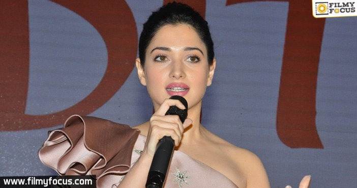 There Is No Truth In Those Rumours About Tamannah
