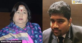 Vani Sri In State Of Shock Due To Her Son's Sudden Demise