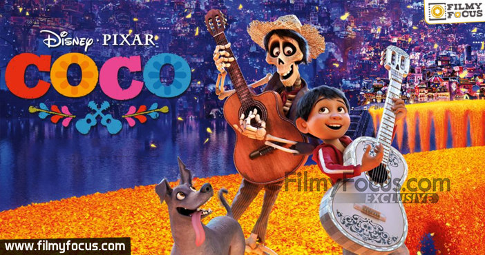1 Coco Movie