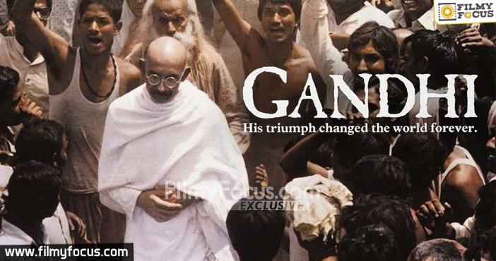 1 Gandhi Movie