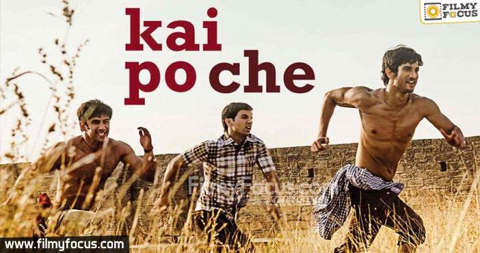 1 Kai Po Che Movie