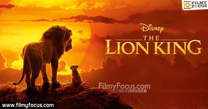 1 The Lion King Movie
