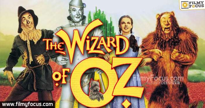 1 Wizard Of Oz Movie