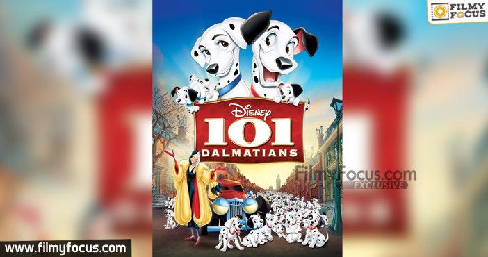 10 101 Dalmatians Movie