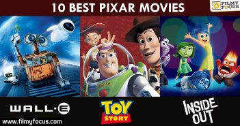 10 Best Pixar Movies