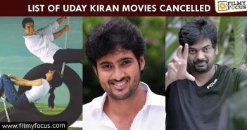10 Crazy Projects Of Uday Kiran That Were Shelved Or Stopped