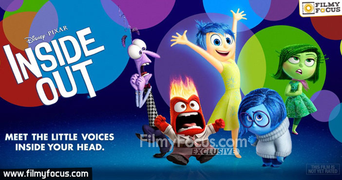 10 Inside Out Movie