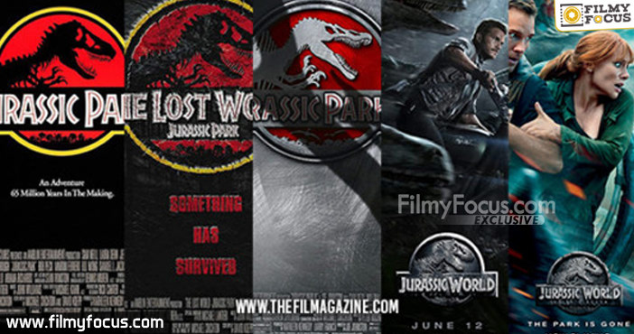 10 Jurassic Park Movie
