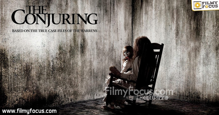 10 The Conjuring (2013) Movie