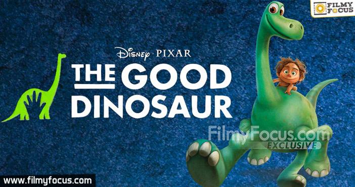 10 The Good Dinosaur Movie