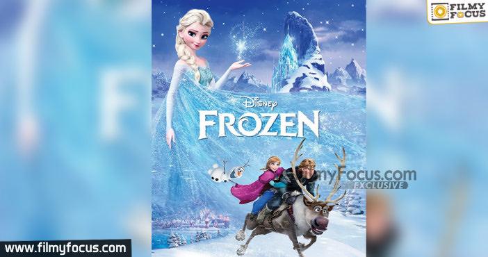 11 Frozen Movie