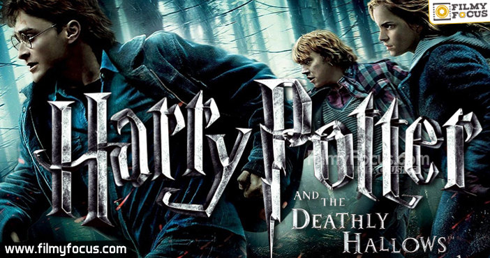 11 Harry Potter And The Deathly Hallows Movie