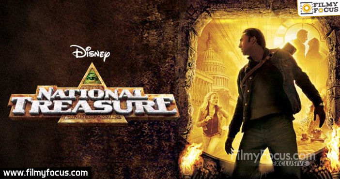 13 National Treasure Movie