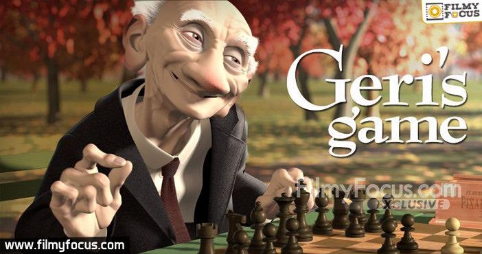 14 Geri's Game Movie