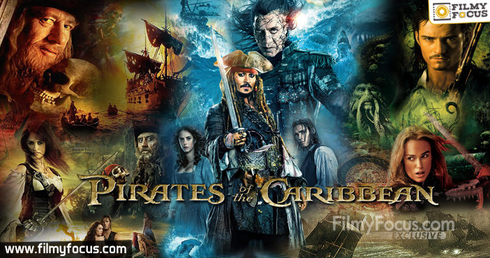 14 Pirates Of The Caribbean Films