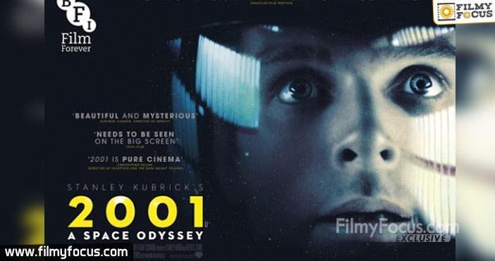 15 2001 A Space Odyssey Movie