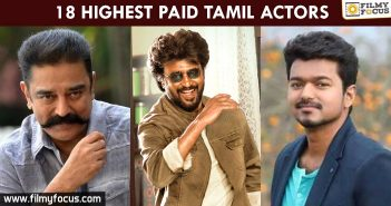18 Highest Paid Tamil Actors