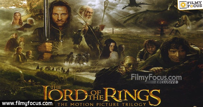 2 Lord Of The Rings Trilogy Movie