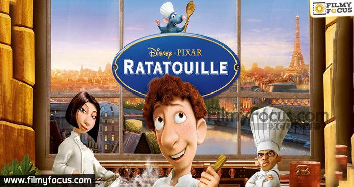 2 Ratatouille Movie