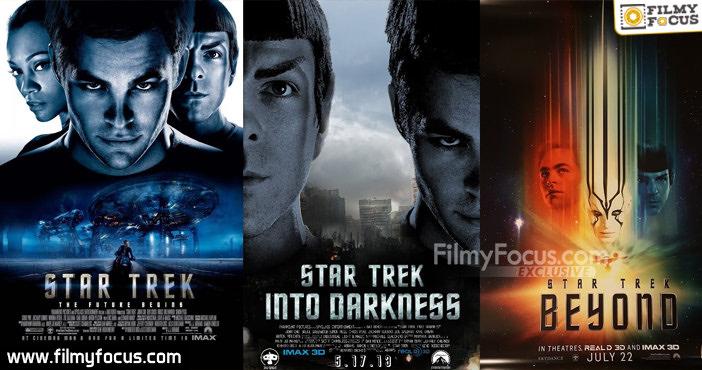 20 Star Trek Movie