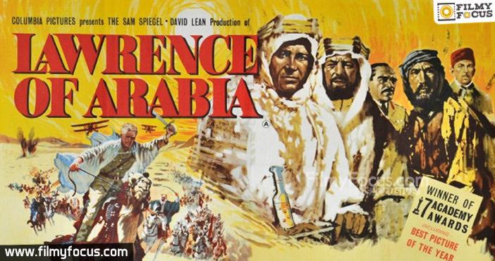 21 Lawrence Of Arabia Movie