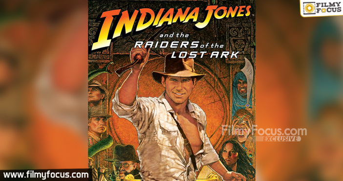 3 Raiders Of The Lost Ark Movie