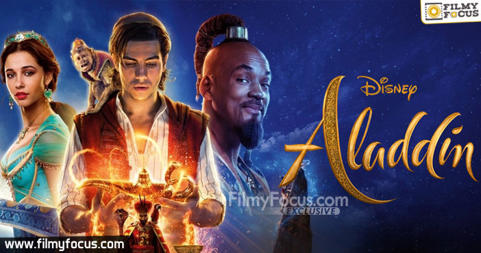 4 Aladdin Movie