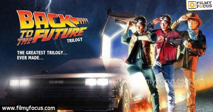 4 Back To The Future Trilogy Movie