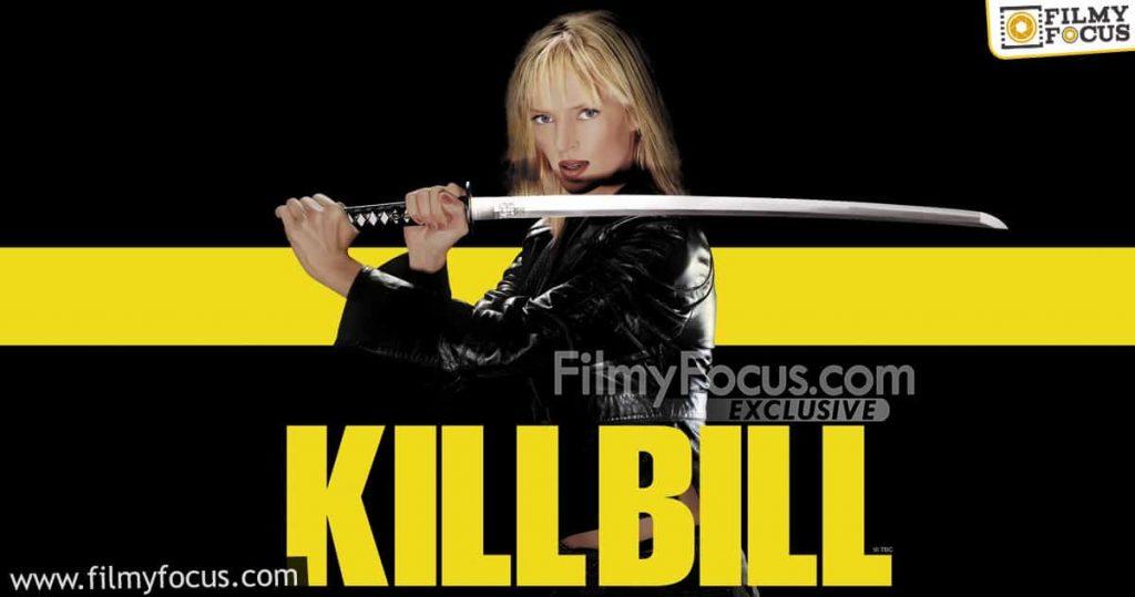 4 Kill Bill Movie