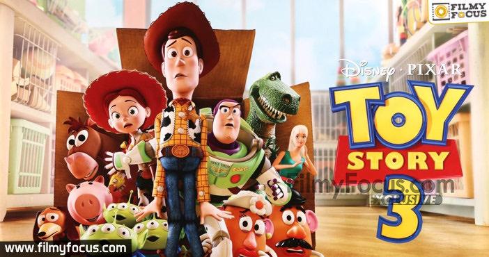 4 Toy Story 3 Movie