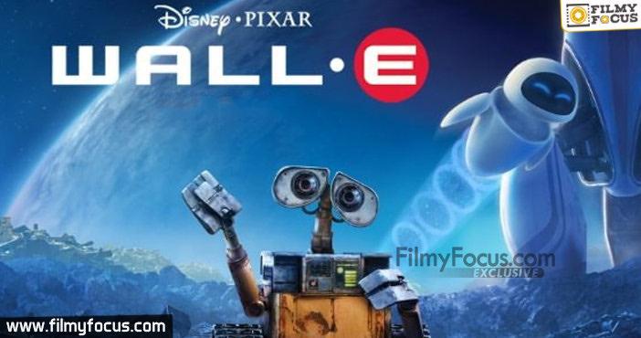 5 Wall.e Movie
